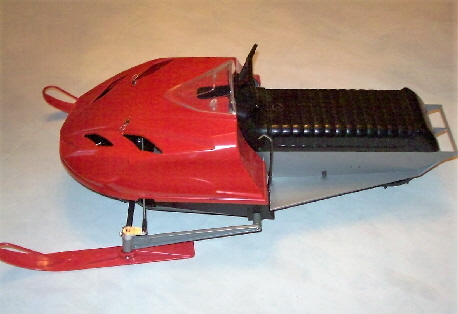electric sled